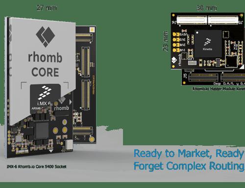 Speed up your i.MX6 development with rhomb.io
