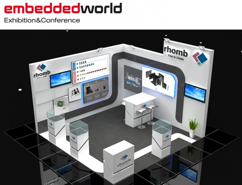 Packed and ready to go: Embedded World 2018