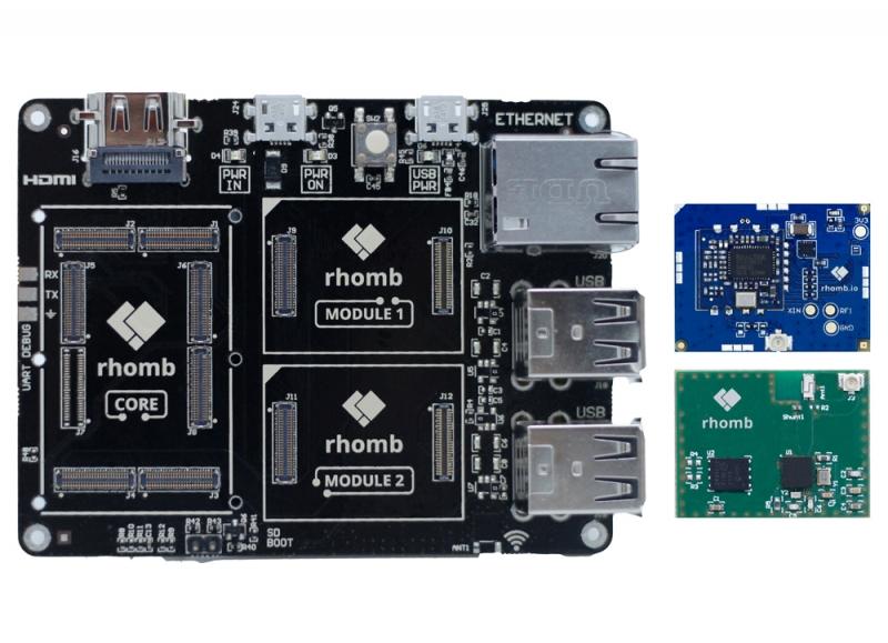 rhomb_io_PCB_Hyperion_Exynos_4412_microprocessor_hardware